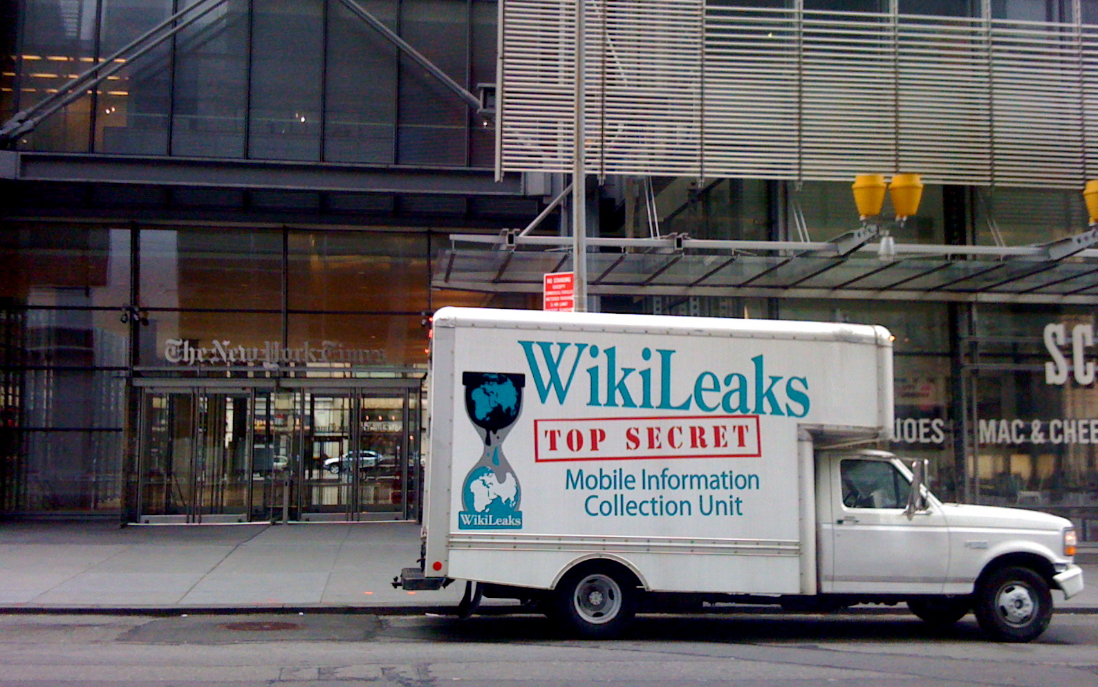 Wikileaks-New-York-Times
